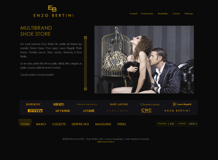 Enzo Bertini website